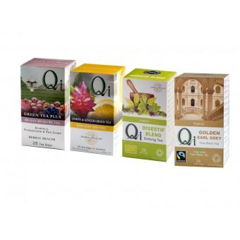 Qi Organic Tea (25 bags)