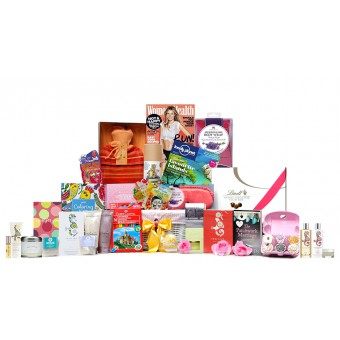 Queen of Pamper Gift Hamper