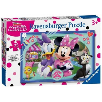 Minnie Happy Helpers Jigsaw (35pc) Age 3+ years