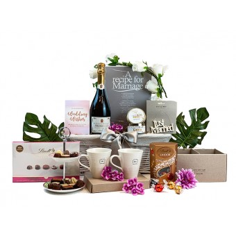 Recipe For Marriage Gift Basket