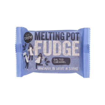 Melting Pot Salted Caramel Fudge 90g