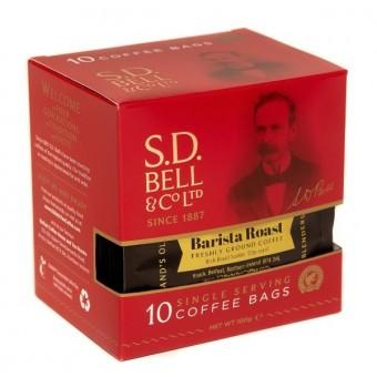 SD Bells Barista Roast Coffee Bags