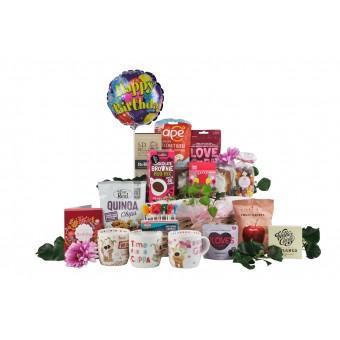 Surprise Birthday Gift Hamper for Her