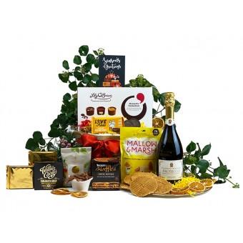 Sweet & Bubbly Gift Basket