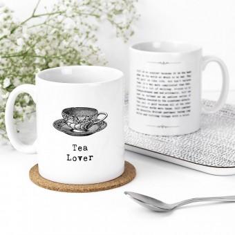 Tea Lover Gift Mug