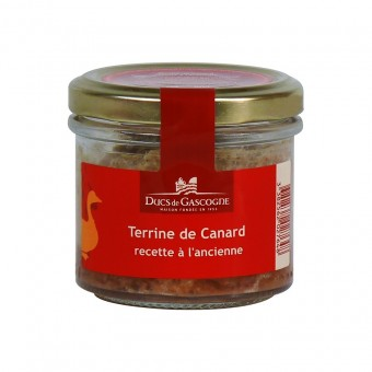 Traditional Style Duck Terrine 90g