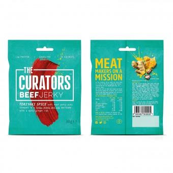 The Curators Beef Jerky (Teriyaki Spice)