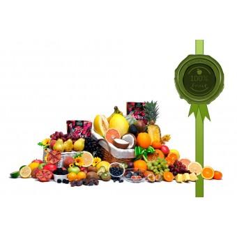 Ultimate Fruit Gift Basket