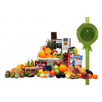 Ultimate Fruit Gift Basket - Be Good to Yourself