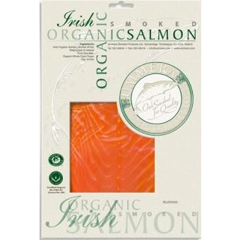 Ummera Organic Smoked Irish Salmon 100g