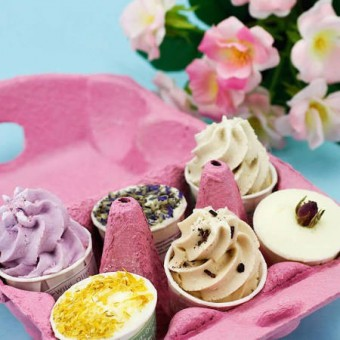 Luxury Bath Melts Collection by Wild Olive