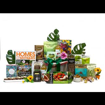 Women's Gardening Birthday Gift Basket