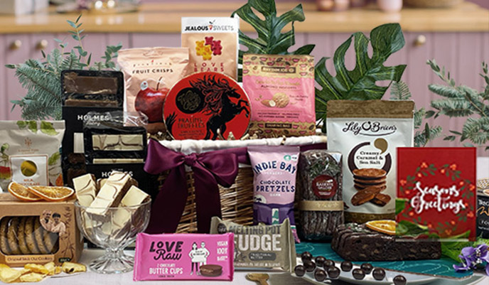 Christmas Traditional Gift Hampers